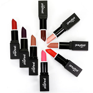 Hot Sale Long Lasting Matte Velvet Lipstick Make Up Waterproof Makeup Lips Red Batom Nude Beauty Cosmetics - Deals Blast