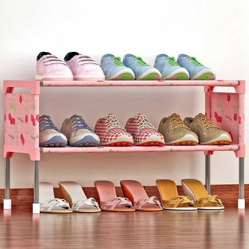 2 Tier Shoe Rack Organizer - DealsBlast.com