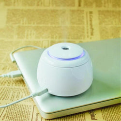 Mini Humidifier USB Oil Vaporizer Essential Oil Aromatherapy - DealsBlast.com