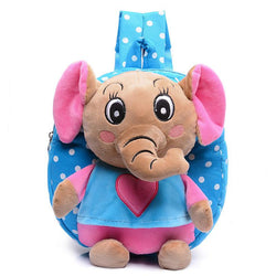 Kid cartoon elephant backpack kids kindergarten cute schoolbag baby girl children school bags mochila escolar gift good quality - Deals Blast