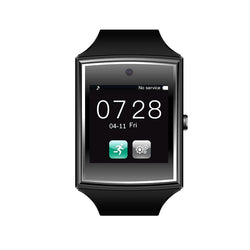 LG518 Bluetooth Smart Watch Waterproof With Sim/TF Card Health Monitor for iOS Apple Android - Deals Blast
