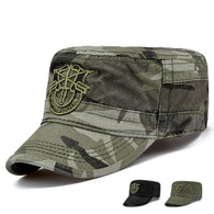New Arrivals Letter Cap Army Baseball Cap Men Tactical  Navy Seal Army Camo Cap Adjustable Visor Sun Hats - DealsBlast.com