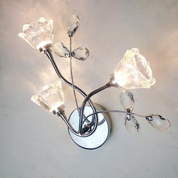 Modern Glass Wintersweet Corridor Wall light - DealsBlast.com