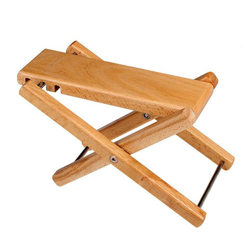 Wooden Guitar Foot Rest For Classical Flamenco