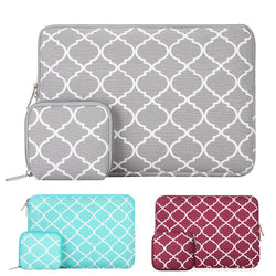 Fashion 11.6 13.3 15.6 inch Laptop Sleeve Bag Notebook Handbag Cover Case for MacBook Air Pro 11 13  15 Asus Acer HP - DealsBlast.com