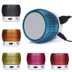 New Arrivals Bluetooth Wireless Speaker Mini Portable Super Bass For iPhone PC Tablet Super Bass Bluetooth - DealsBlast.com