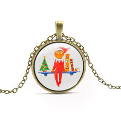 Christmas Elf Necklace - DealsBlast.com
