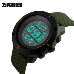 New Brand SKMEI Watch Men Military Sports Watches 50M Waterproof LED Digital Watch Clock Men Fashion Outdoor Wristwatches - DealsBlast.com
