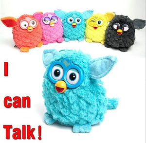 Electric Pets Owl Recording Talking Toys Christmas Gifts - DealsBlast.com