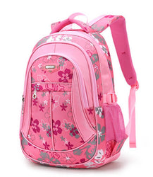 New Floral Printing Children School Bags Backpack For Teenage Girls Boys Teenagers Trendy kids Book Bag Student Satchel - Deals Blast