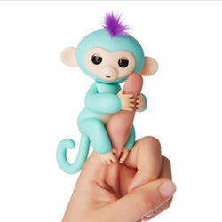 New Electronic Little Baby Monkey Wow Wee Pet Children Kids Toy - Deals Blast