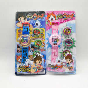 Wrist Watch Kids Toy With 3 Medals Watch Birthday Gift
