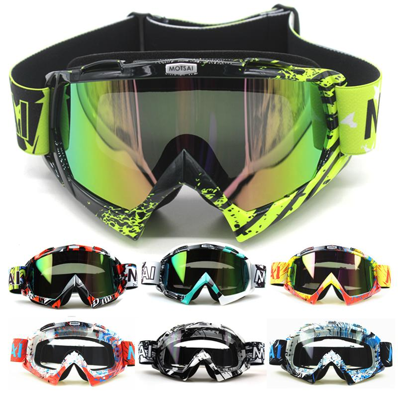 New Motocross Goggles Glasses Cycling Bike Racing Goggles - DealsBlast.com