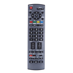 REPLACEMENT REMOTE CONTROL FOR PANASONIC TV VIERA EUR 7651120/71110/76280030 - DealsBlast.com