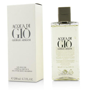 Acqua Di Gio All Over Body Shampoo - 200ml-6.7oz