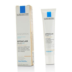 Effaclar Duo (+) Unifiant Unifying Corrective Unclogging Care Anti-Imperfections Anti-Marks - Light - 40ml-1.35oz