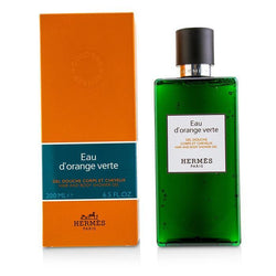 D'Orange Verte Hair And Body Shower Gel - 200ml-6.5oz