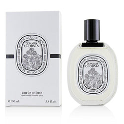 Geranium Odorata Eau De Toilette Spray - 100ml-3.4oz
