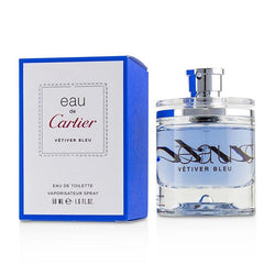 Eau De Cartier Vetiver Bleu Eau De Toilette Spray - 50ml-1.6oz
