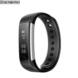 Bluetooth Sport Smart Wristband support Pedometer Sedentary Remote Camera Anti-lost Alarm Clock Band