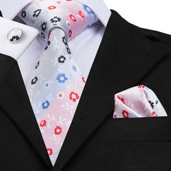 New Design Floral Neck Ties For Men - DealsBlast.com