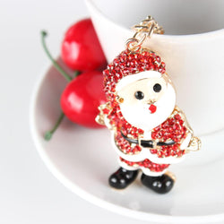 Santa Claus Key Chain - DealsBlast.com