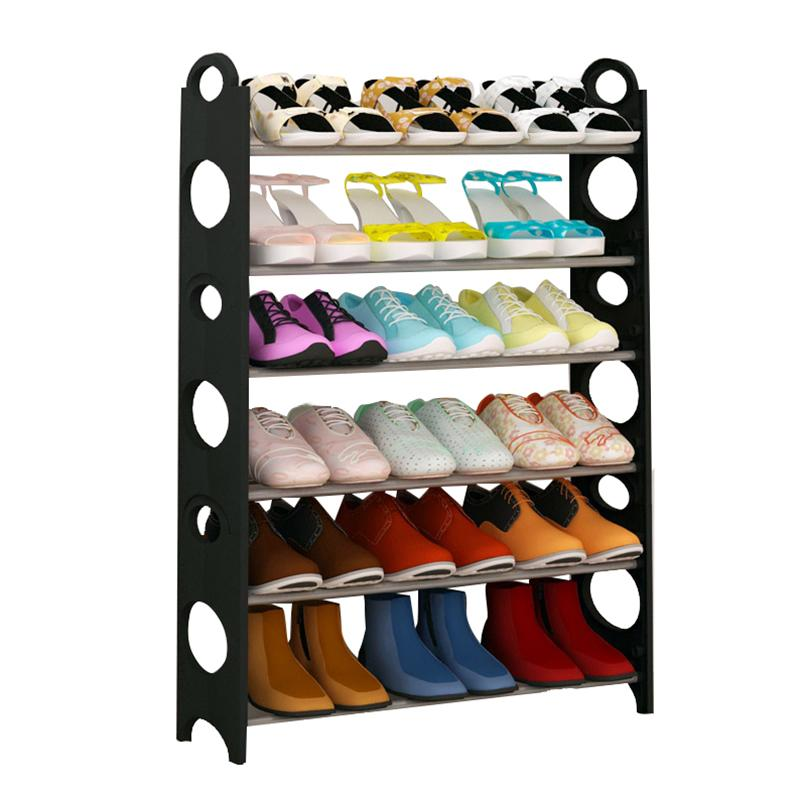 6 Tier Shoe Rack - DealsBlast.com