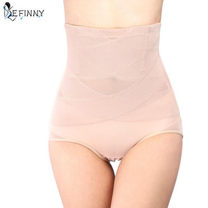 Slimming Underwear Women Shapewear Briefs Thin Mid-lumbar Abdomen Hips Slimming  Newest - DealsBlast.com