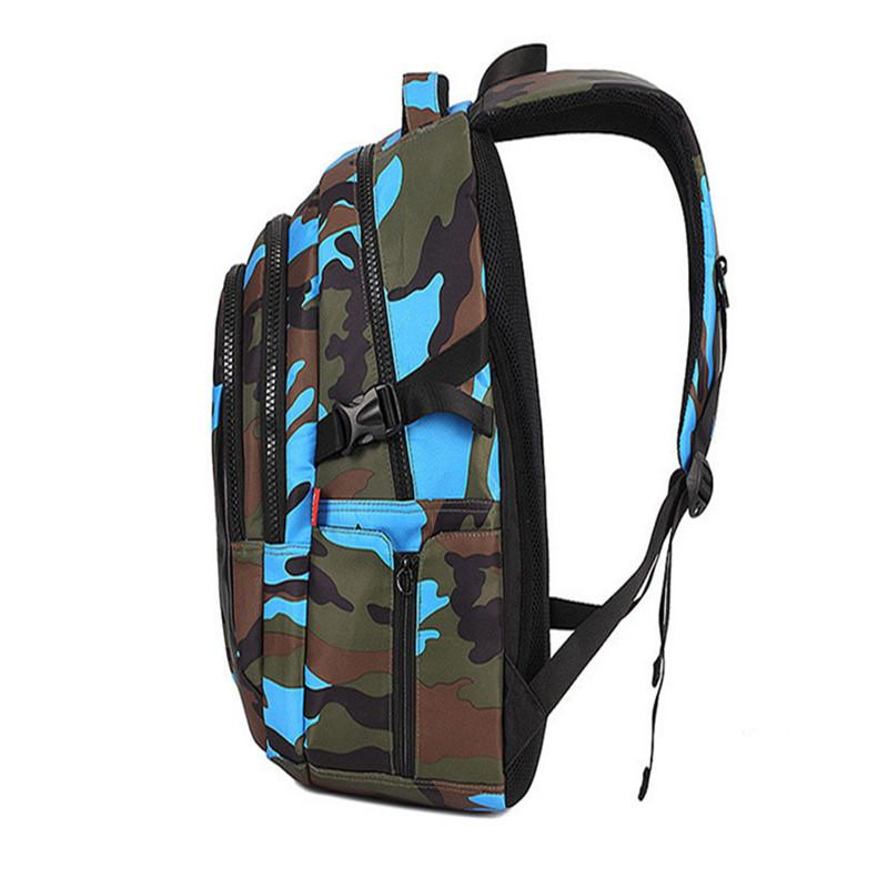 9aeb952fa8b0 Small Size Fashion Camouflage Kid Backpack Bag School Bags Travel Back
