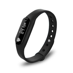 Smart Wristband C6 Heart Rate Monitor Bracelet Fitness Tracker For Android 4.4 iOS 7.0 - Deals Blast
