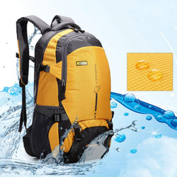Waterproof Backpack Sports Rucksack Hiking Climbing  Bag - DealsBlast.com