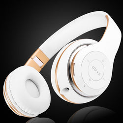 BT-09 Bluetooth Headphone Wireless With MIC Support TF Card FM For Computer iPhone - Deals Blast