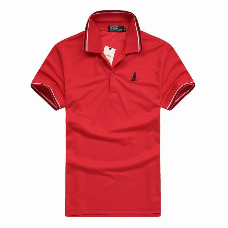 Summer Men's Casual Collar Polo Shirt  Shirts Plain Slim Fit Short Sleeve Tee Tops