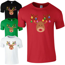 Christmas Short-Sleeve Men T Shirts - DealsBlast.com