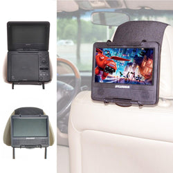 Universal Car Headrest Mount Holder for 7 -10 inch Portable DVD Player - DealsBlast.com