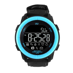 Waterproof Outdoor Sport watch For IOS Android SmartPhone Passameter Remote Control