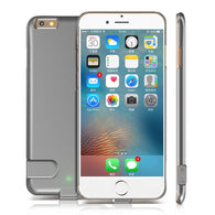 Ultra Slim External Battery Power Case for 6 6s Plus Battery Case for iPhone 7 7 Plus Back Cover Charging Case 1500mAh 2000mAh - DealsBlast.com