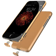 Ultra thin Battery Charge Case For iPhone 6 6S/ 6 6s Plus 5.5 Battery Case Smart For Apple Iphone 6s Power Case Bank