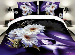 Luxury 3d bedding set bed sheet sets duvet cover set wholesale cover twin/single/double/queen - Deals Blast