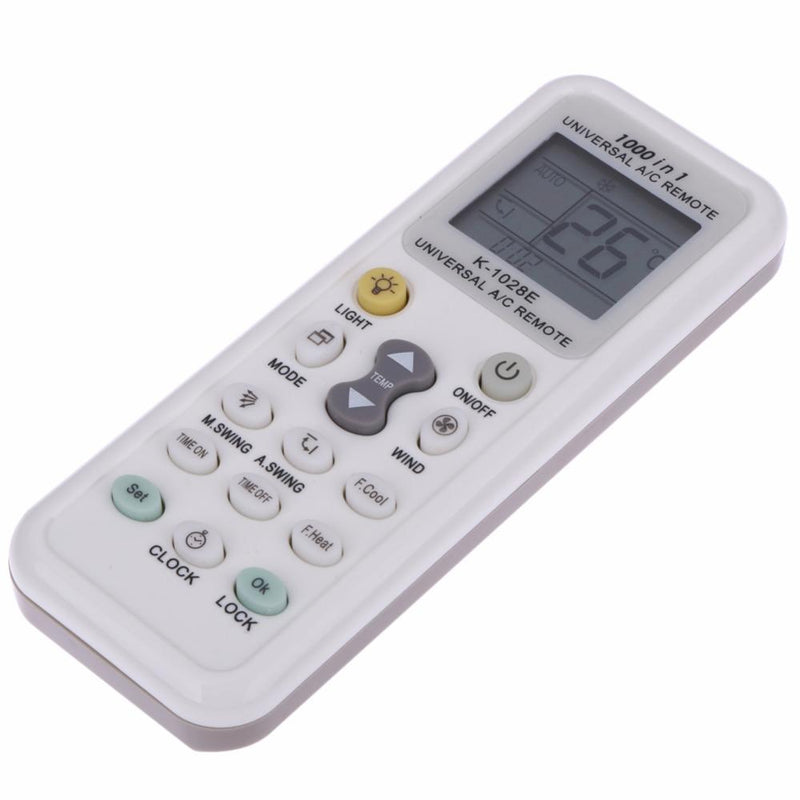 Universal LCD A/C Muli Remote Control Controller for Air Condition 1028E - DealsBlast.com