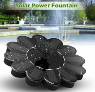 Solar Powered Floating Garden Fountain Pump