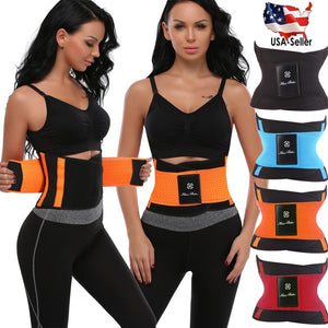 Body Waist  Shaper Corset Slimming Modeling Strap Belt