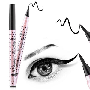 Waterproof Black Eyeliner Liquid Eye Liner Pencil Pen Makeup High Quality Comestics Drop Shipping Cosmetic 3 Style