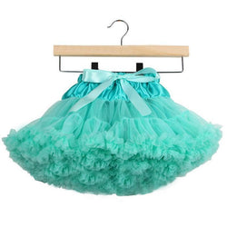 0-10Y Children Kids Clothes Baby Girl Multilayer Tulle Party Dance Cake Ruffle Tutu Skirt Baby Girl Clothes Pomp Skirt - Deals Blast