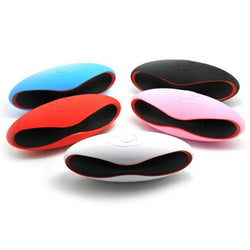 Wholesale Portable Wireless Stereo Bluetooth Speaker for Smartphone Tablet+Cable+5 Colors Free Shipping - DealsBlast.com