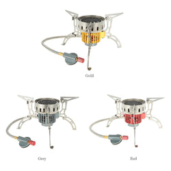 Windproof Burner Heating Stove Infrared Ray Heater Camping Warmer Heating Gas Stove for Winter Camping Outdoor Fishing - DealsBlast.com