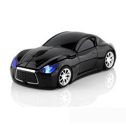 Wireless Mouse Sports Car Mouse 2.4Ghz USB Computer LED Flashing Light - DealsBlast.com
