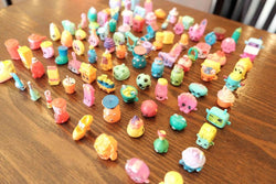 Mini toy rubber gifts 30 pcs for children - Deals Blast