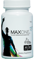 MAXONE Focused RiboCeine Glutathione Supplement Formula