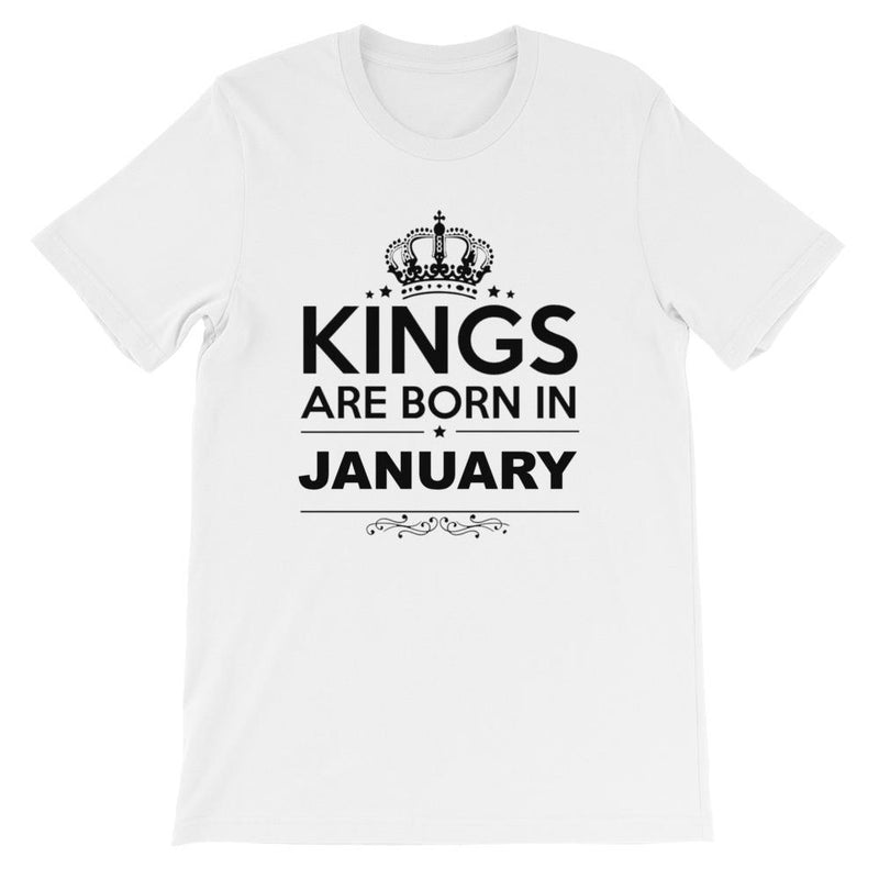 Awesome Legends are Born in January T-Shirt - DealsBlast.com